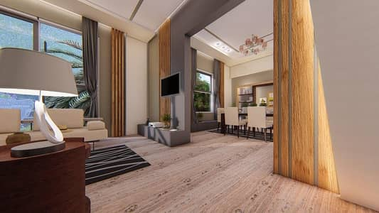 5 Bedroom Apartment for Sale in Jeddah, Western Region - Apartment for sale Al Taiaser Scheme, north of Jeddah