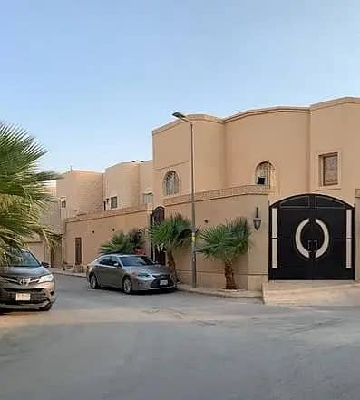 5 Bedroom Villa for Sale in Riyadh, Riyadh Region - Fully renovated corner villa for sale in Al Wahah, Riyadh