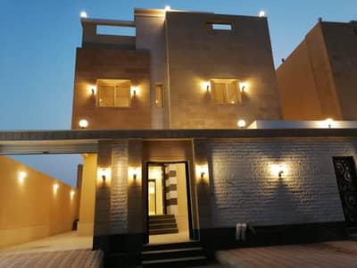 فیلا 5 غرف نوم للبيع في جدة، المنطقة الغربية - فيلا درج داخلي ومسبح للبيع بالزمرد