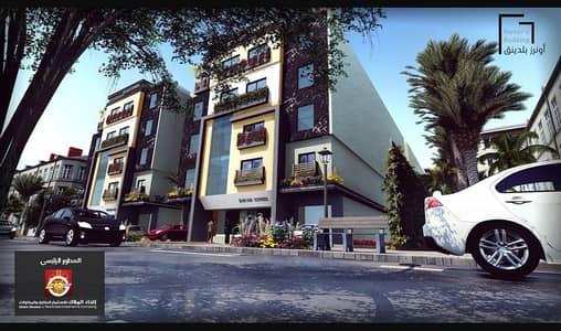 فلیٹ 5 غرف نوم للبيع في جدة، المنطقة الغربية - شقق 188م2 للبيع في مخطط التيسير، جنوب جدة