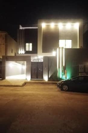 6 Bedroom Villa for Sale in Riyadh, Riyadh Region - Villa | Custom Building | An elevator for sale in Qurtubah, East Riyadh