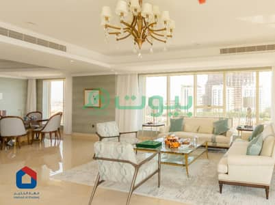 3 Bedroom Hotel Apartment for Rent in Jeddah, Western Region - Apartment for rent in Al Tawheed Tower, Al Shati north of Jeddah