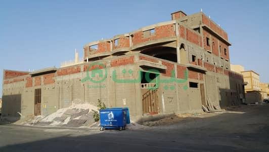10 Bedroom Villa for Sale in Jeddah, Western Region - Villa under construction 900sqm for sale in Al Sheraa, North jeddah