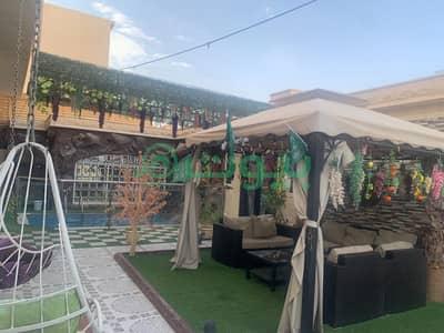 4 Bedroom Villa for Sale in Riyadh, Riyadh Region - Villa   with a terrace for sale in Dhahrat Laban, West Riyadh