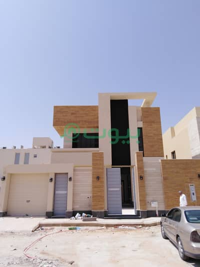 8 Bedroom Villa for Sale in Riyadh, Riyadh Region - Modern villa in Al Malqa custom building, north of Riyadh