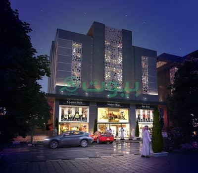 Showroom for Rent in Riyadh, Riyadh Region - صالة عرض للإيجار في مجمع #أبراج_الربيع - حي الربيع