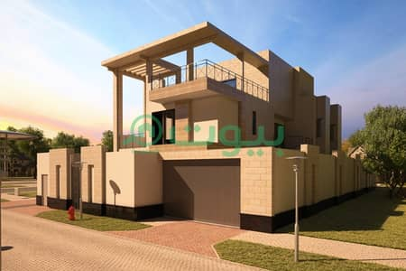 4 Bedroom Villa for Sale in Riyadh, Riyadh Region - Villa for sale in Al Rabi, North of Riyadh