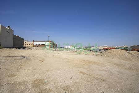 Commercial Land for Rent in Riyadh, Riyadh Region - Commercial Land For Investment Or Rent In Ghubairah, Central Riyadh