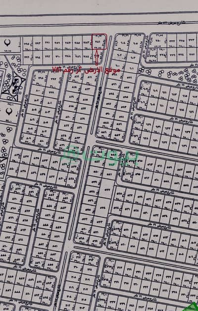 Commercial Land for Sale in Jeddah, Western Region - Commercial Land For Sale in Dhahban, north of Jeddah