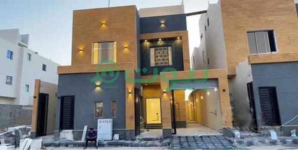 فیلا 4 غرف نوم للبيع في الرياض، منطقة الرياض - فيلا درج داخلي وشقتين للبيع في المونسية، شرق الرياض