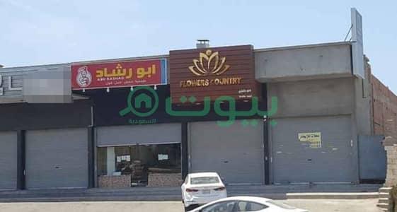Shop for Rent in Jeddah, Western Region - Commercial Shop | 60 SQM for rent in Abruq Al Rughamah, Jeddah