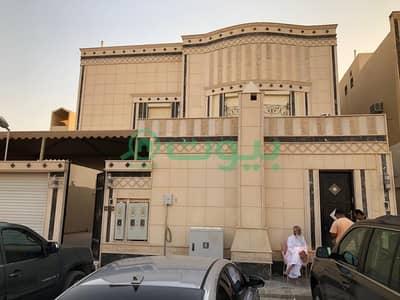 4 Bedroom Villa for Sale in Riyadh, Riyadh Region - Villa 450 SQM custom building in Dhahrat Laban, West of Riyadh