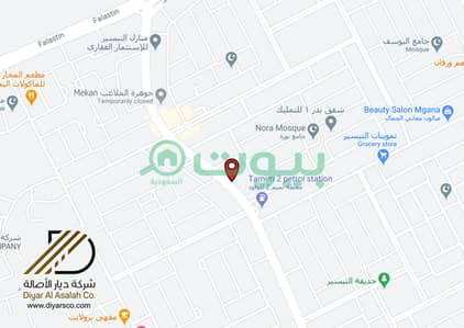 Commercial Land for Sale in Jeddah, Western Region - Commercial Land For Sale In Al Taiaser Scheme