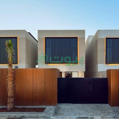 4 Bedroom Villa for Sale in Riyadh, Riyadh Region - Modern Villas | Graviure Project for sale in Al Qirawan, North of Riyadh