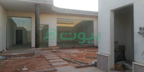 Commercial Land for Sale in Riyadh, Riyadh Region - Commercial Land With A Rest House For Sale In Banban, North Of Riyadh