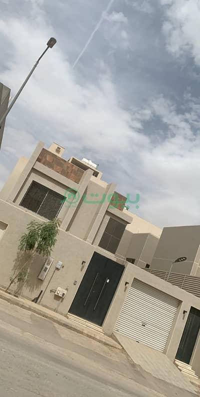 4 Bedroom Villa for Sale in Riyadh, Riyadh Region - Villa 400 sqm for sale in Al Malqa, north of Riyadh