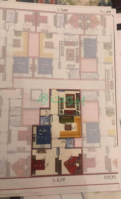 فلیٹ 3 غرف نوم للبيع في المدينة المنورة، منطقة المدينة - شقة للبيع في مخطط التلال، الرانوناء، المدينة المنورة