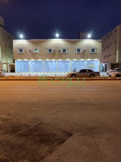 Shop for Rent in Riyadh, Riyadh Region - 5 shops for rent in Dahyat Laban, west of Riyadh