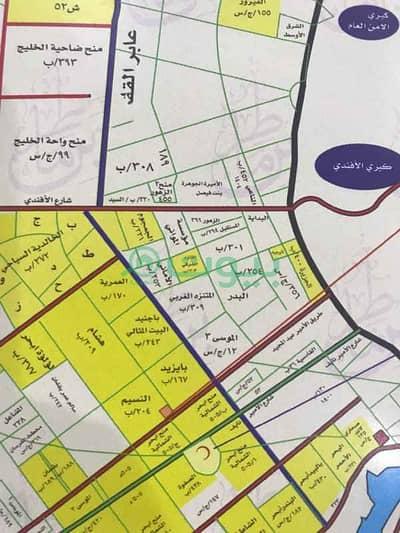 Residential Land for Sale in Jeddah, Western Region - Residential land for sale in Al Sawari, North of Jeddah