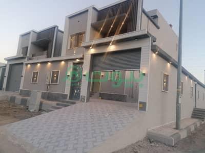 فیلا 5 غرف نوم للبيع في خميس مشيط، منطقة عسير - فلل دورين وملحق للبيع بمخطط 6 خميس مشيط