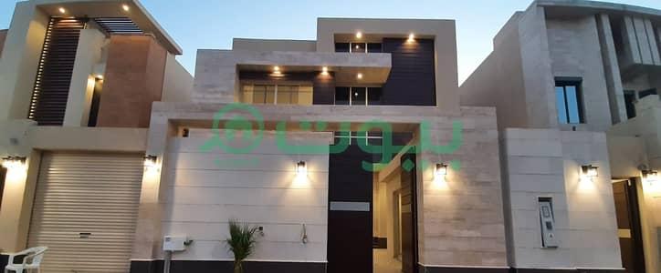 5 Bedroom Villa for Sale in Riyadh, Riyadh Region - Luxury villa for sale in Al Malqa, North of Riyadh