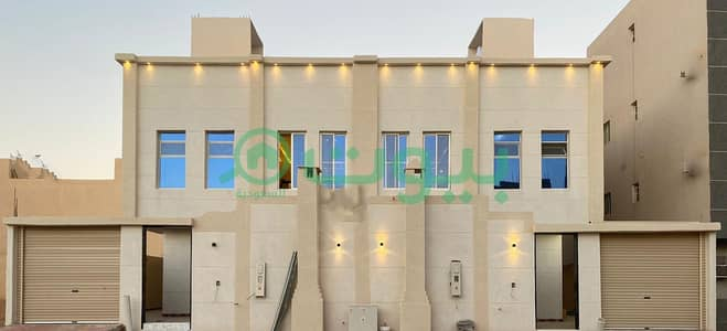 5 Bedroom Villa for Sale in Riyadh, Riyadh Region - For sale duplex villa stairs in the hall in Dhahrat Laban, West Riyadh  200 sqm