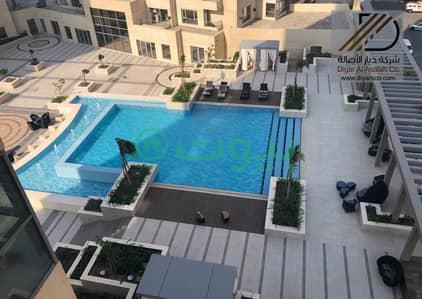 شقة جدیدة وحدیثة بإطلالات رائعة للبيع في إعمار رزیدنسـز - جدة