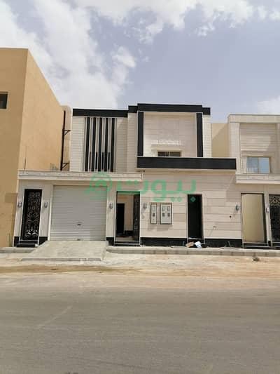 4 Bedroom Villa for Sale in Riyadh, Riyadh Region - Corner villa for sale in Qurtubah, East of Riyadh|438sqm